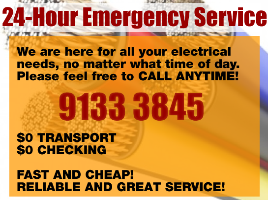 24 Hour Electrician Singapore